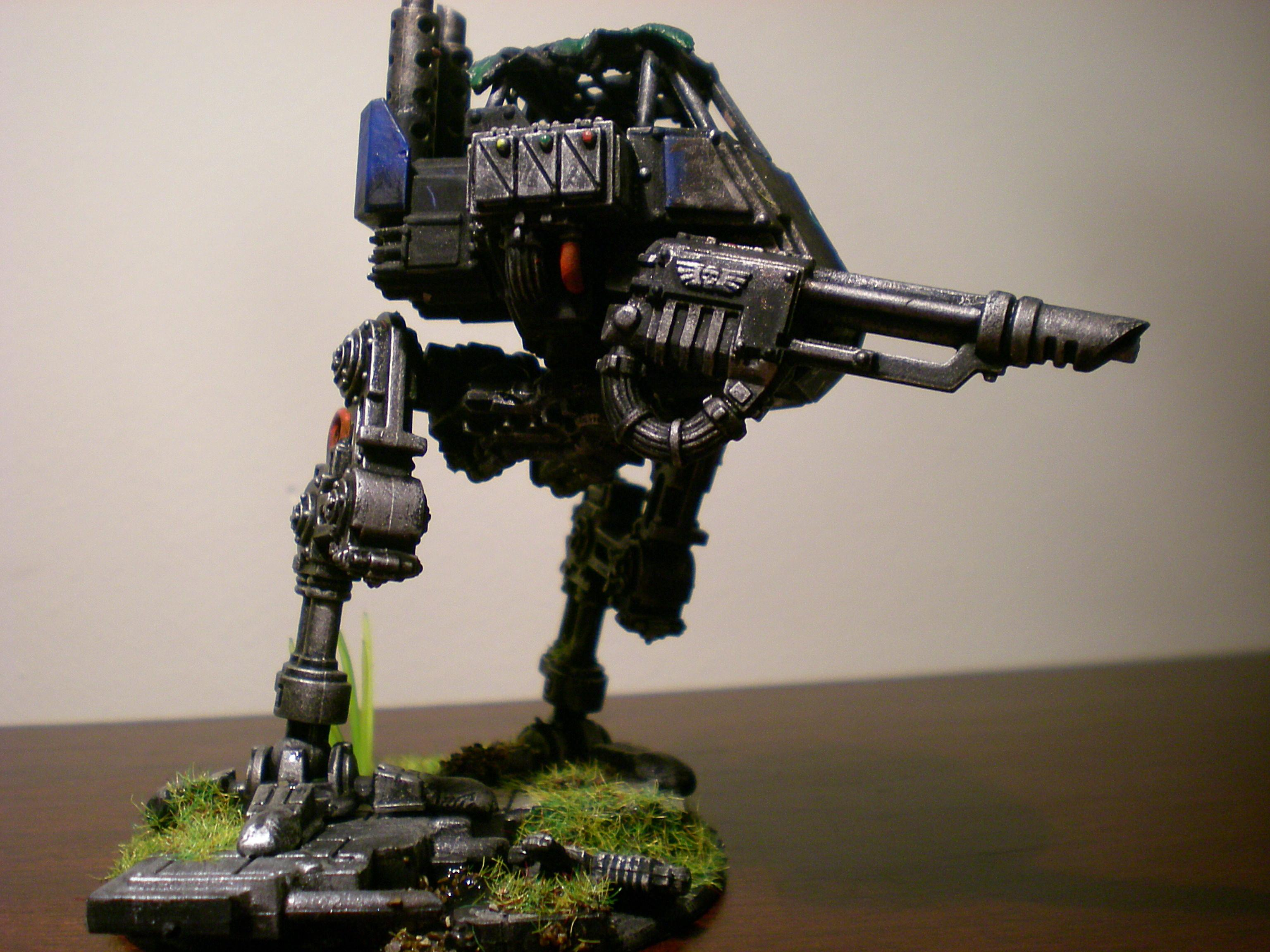 Sentinel, other side