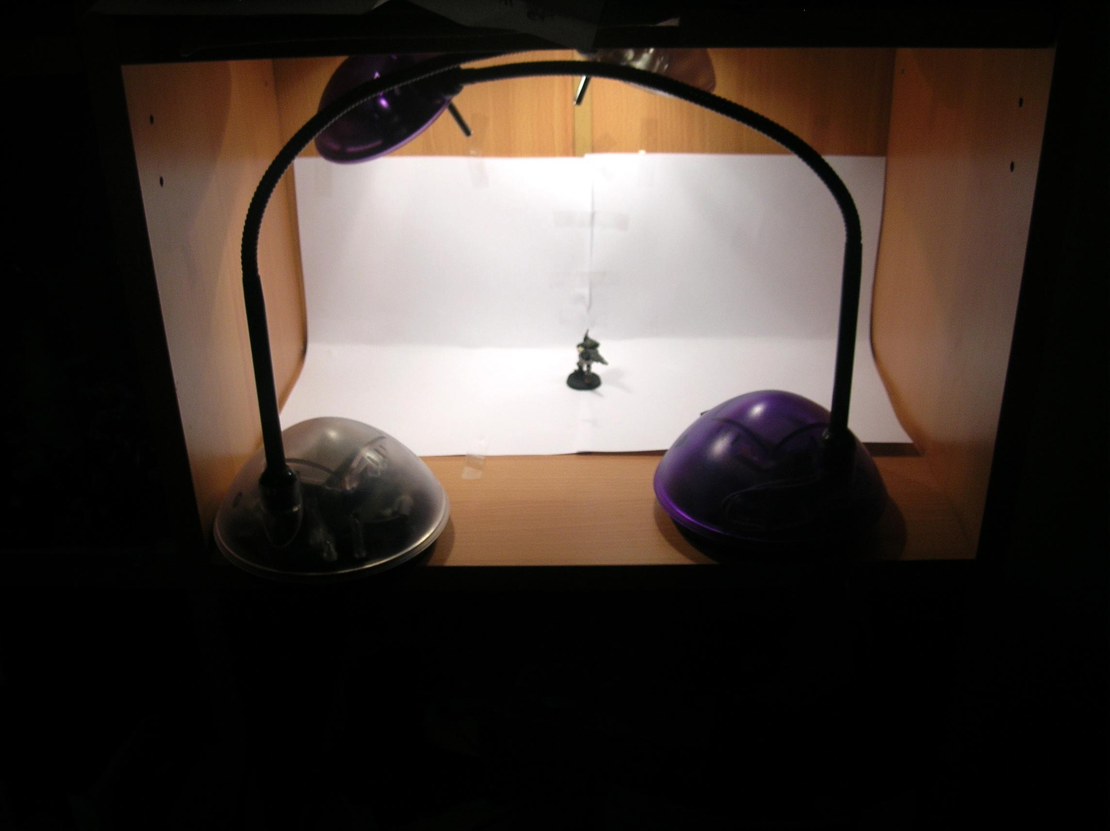 Light Box, Light box