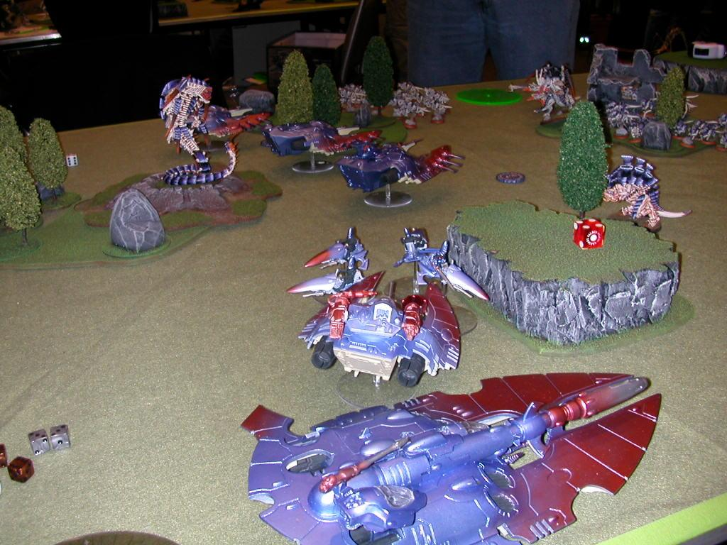 Adepticon 2009, Battle Report, Eldar