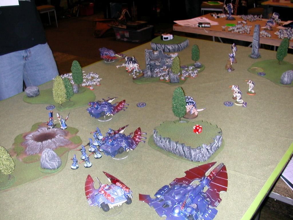 Adepticon 2009, Janthkin Gladiator 2009 2-8