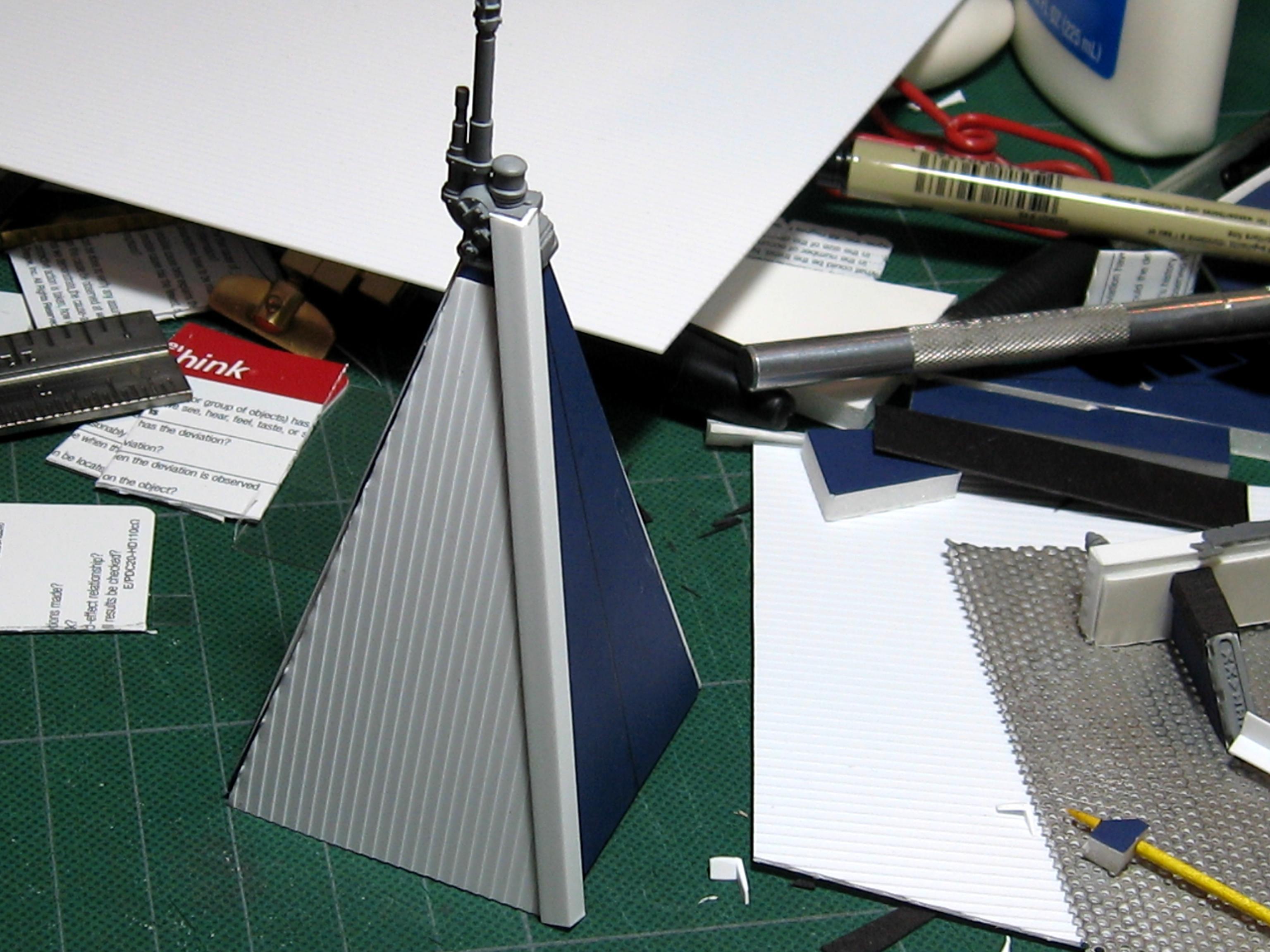 Roof sample