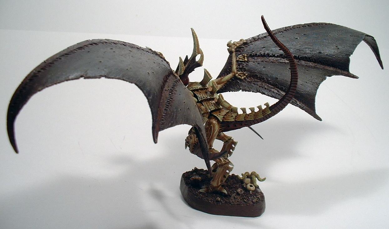 Flyrant, Forge World, Hive Tyrant, Tyranids, Warhammer 40,000, Winged
