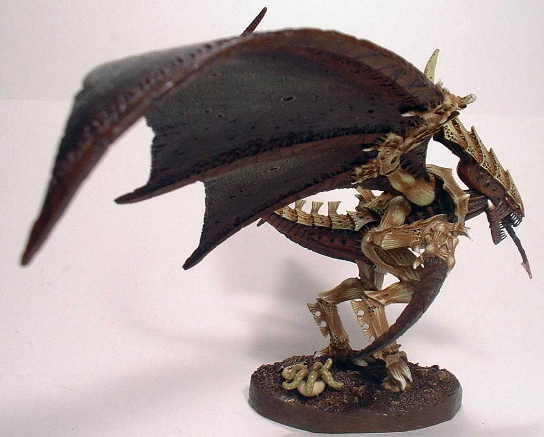 Flyrant, Forge World, Hive Tyrant, Tyranids, Warhammer 40,000, Winged
