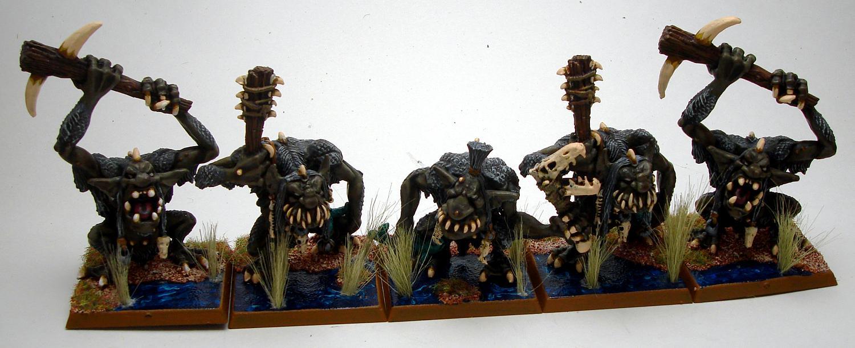 River Trolls, River Trolls