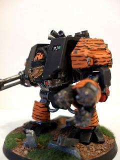 Dreadnought, Imperial Claws, Ironclad, Space Marines