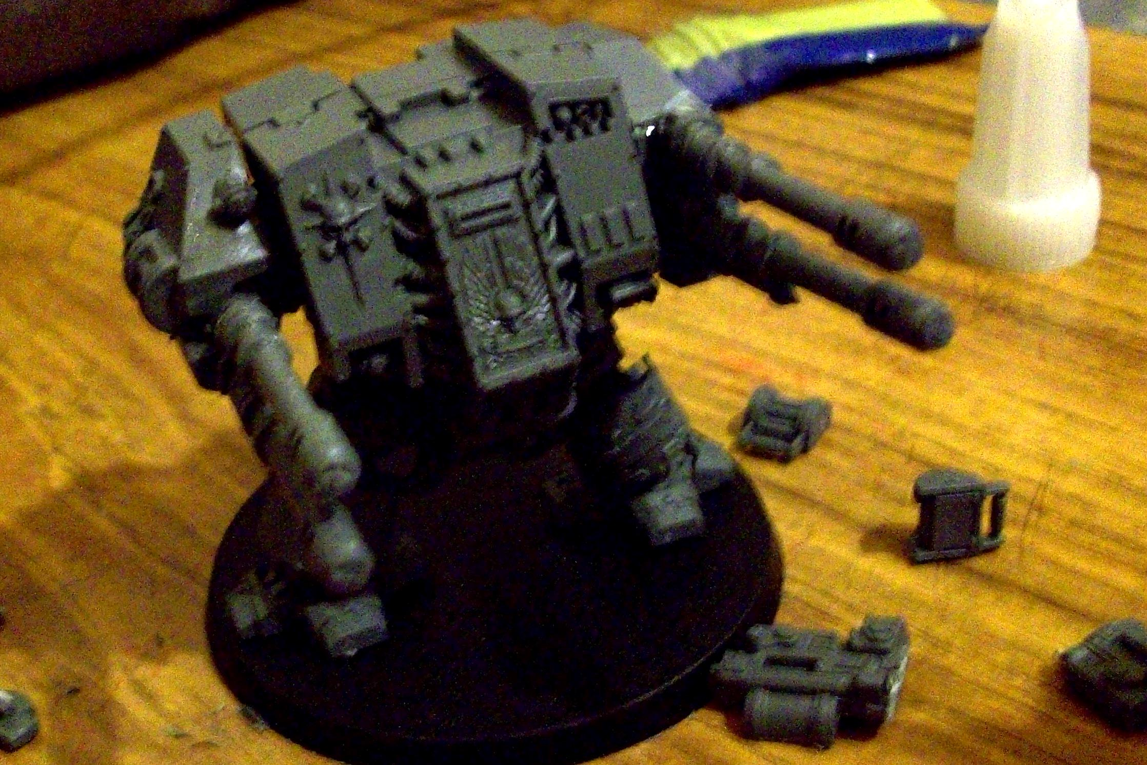 Dreadnought, Space Amrines