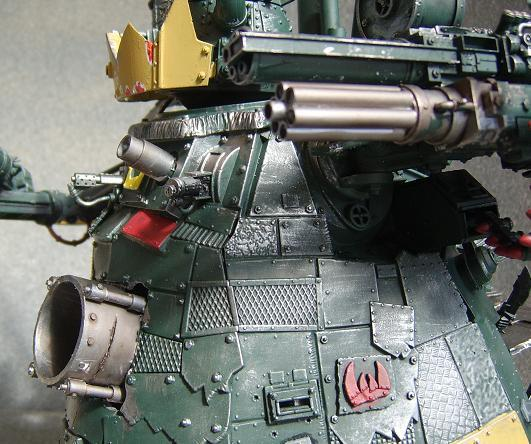 Stompa With Bellygun And Deff
