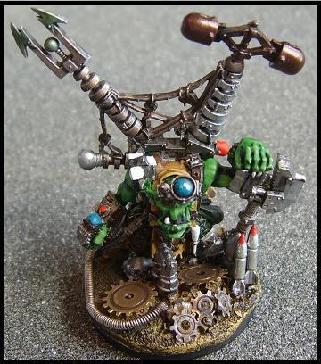 Big Mek, Conversion, Greenskin, Orks