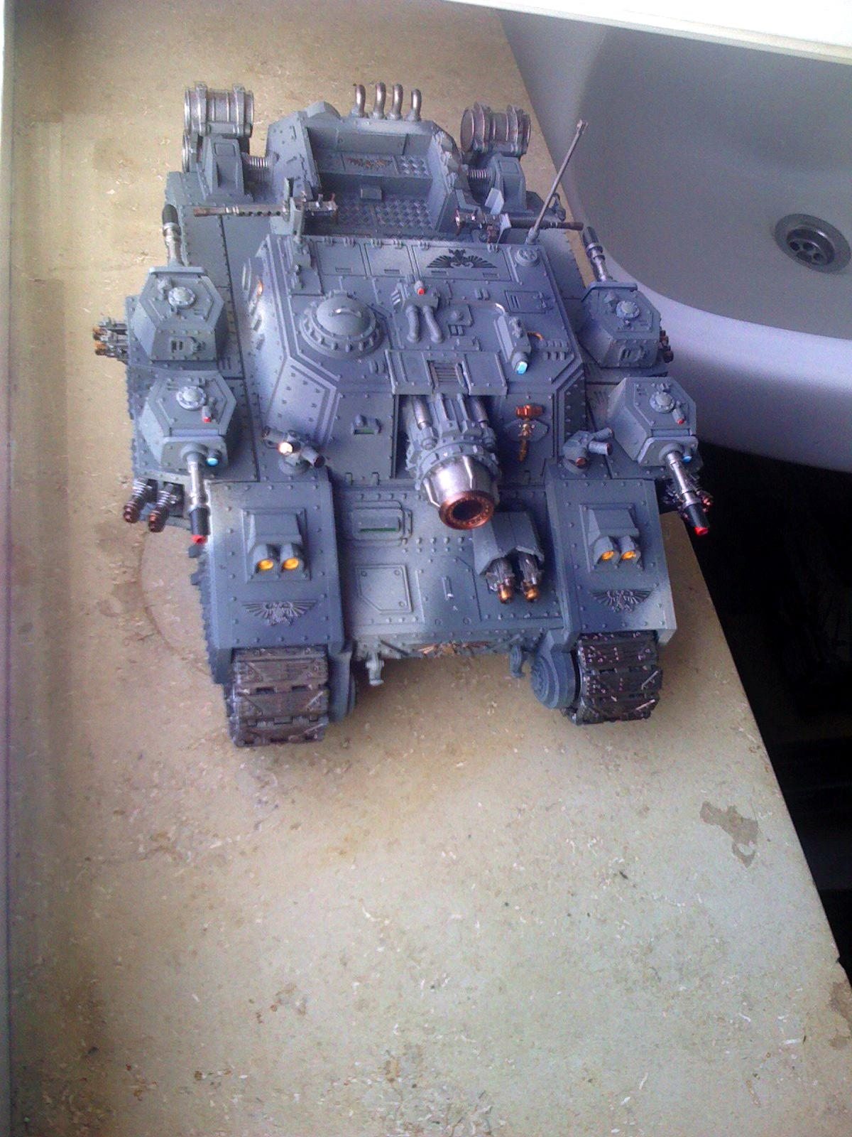 Banehammer, Imperial Guard, Super-heavy, Warhammer 40,000