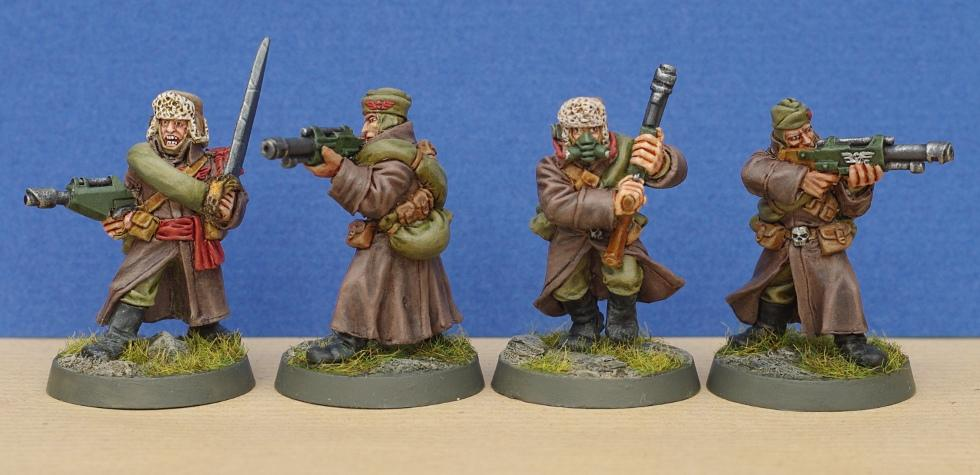 Imperial Guard, Seargent, Sergeant, Valhalla