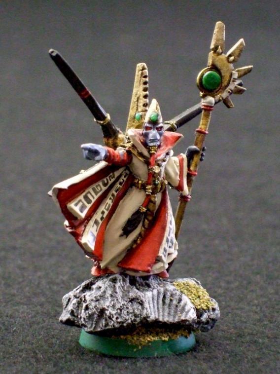 Ethereal, Tau, Warhammer 40,000