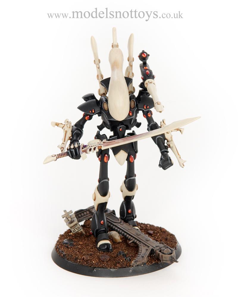 Eldar, Ulthwe, Warhammer 40,000, Wraithlord