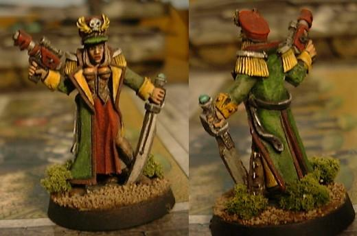 Commissar, Edition, Female, Le, Limited