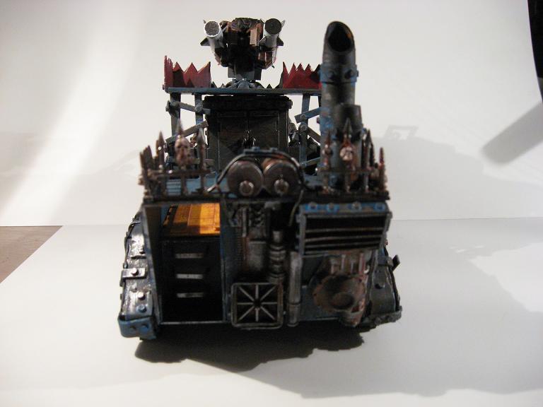 Battlewagon, Orks, Warhammer 40,000