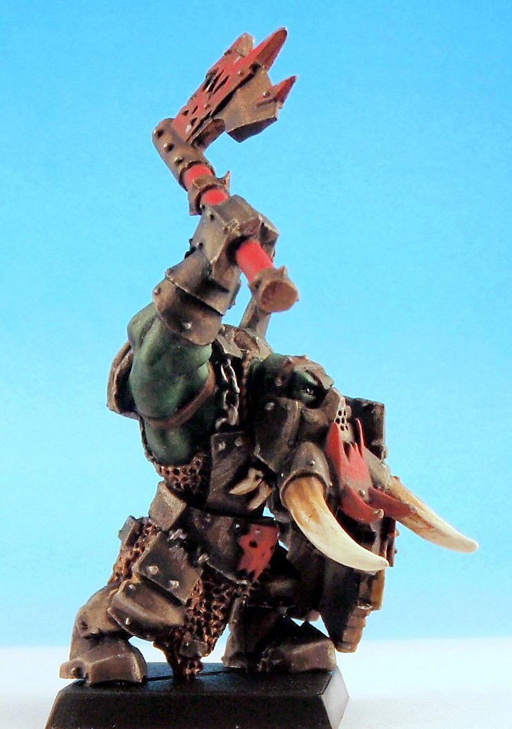 Black Orcs, Orcs, Warhammer Fantasy