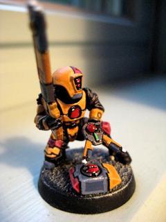 Fire Warriors, Tau