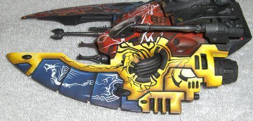 Eldar, Falcon, Grav Tank, Warhammer 40,000