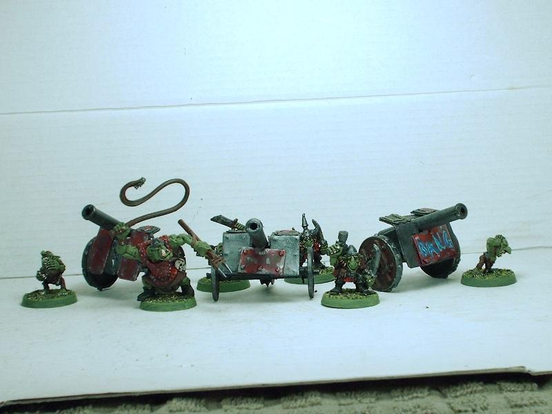 Boss, Boy, Grots, Grotsnik, Mega Armor, Nob, Orks, Shoota, Warboss