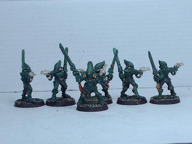 Eldar, Scorpion, Striking, Warhammer 40,000
