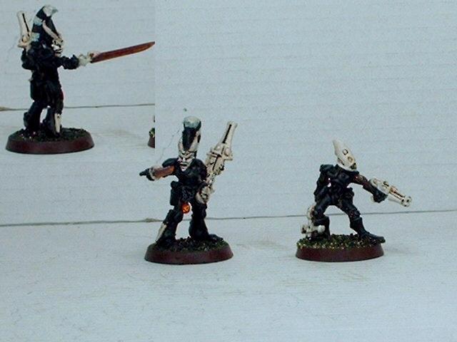 Autarch, Eldar, Guardians, Warhammer 40,000