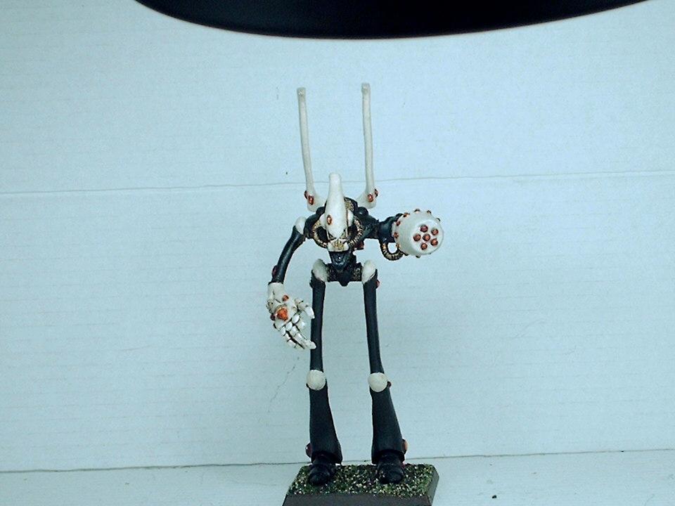 Eldar, Robot, War, Wraithlord