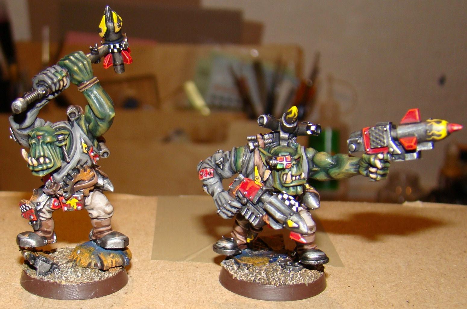 Orks, Tankbustas, Warhammer 40,000