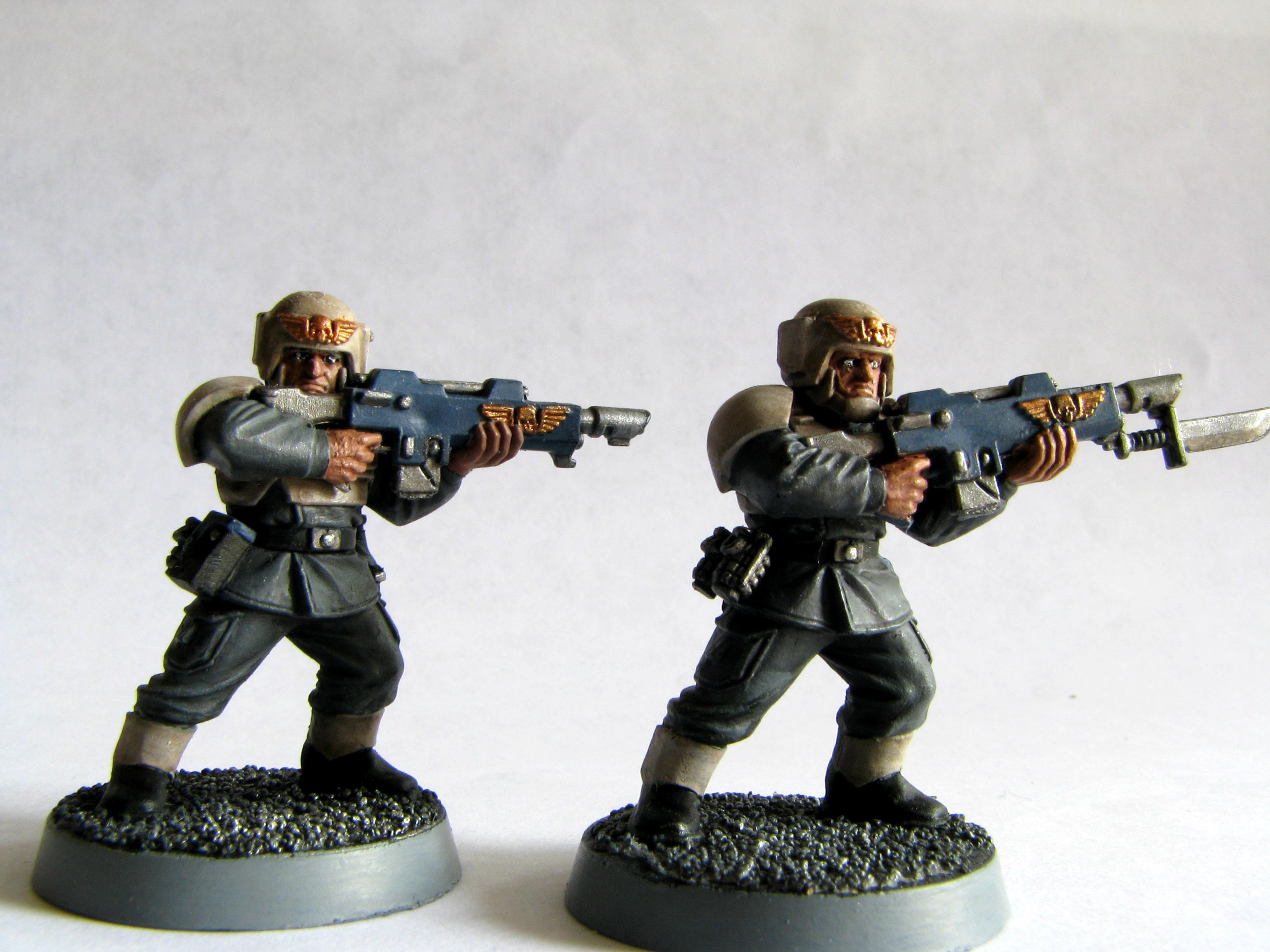 Guardsmen, Take 2
