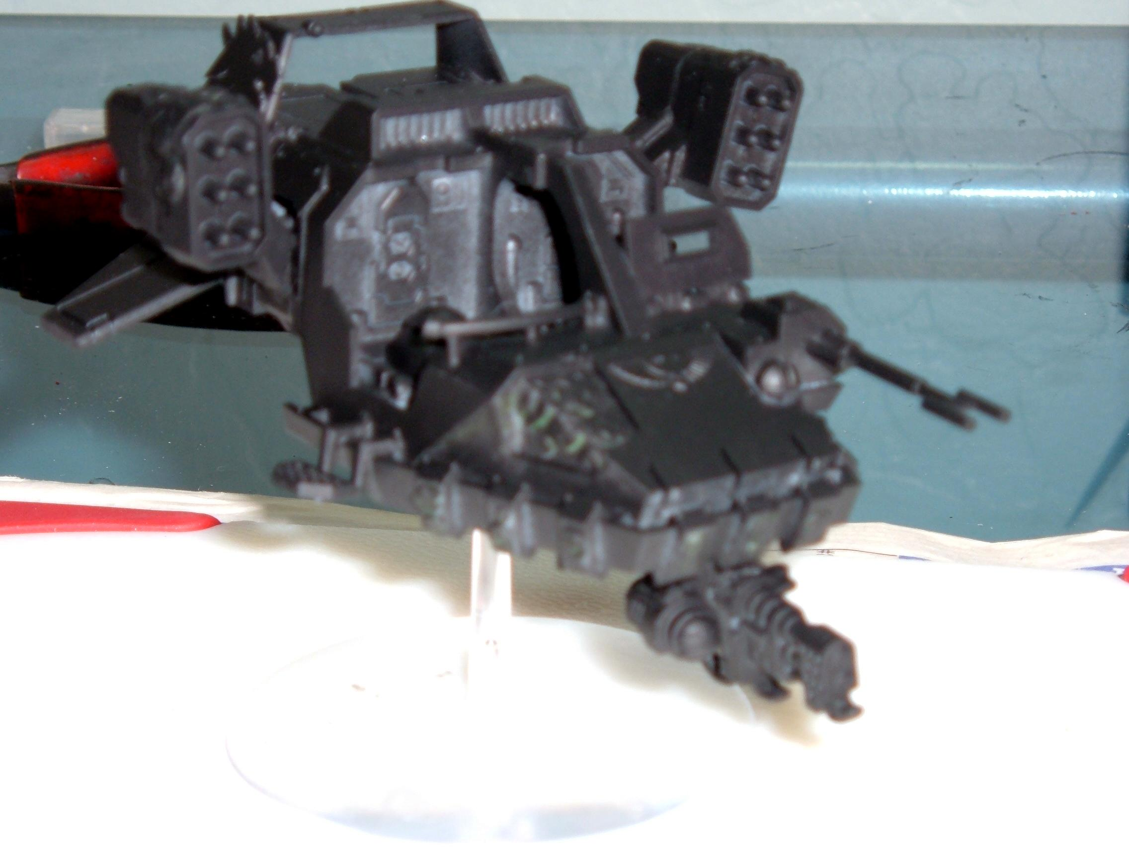 Salamander Land Speeder