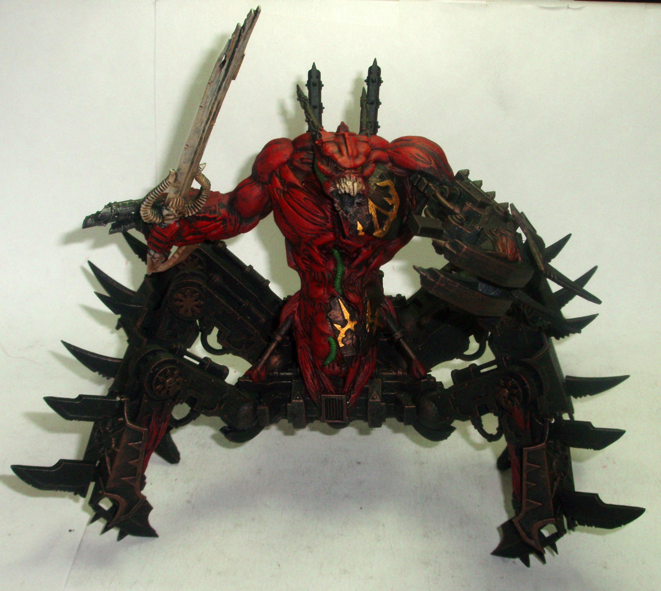 Adepticon, Chaos Daemons, Dakka Detachment 1