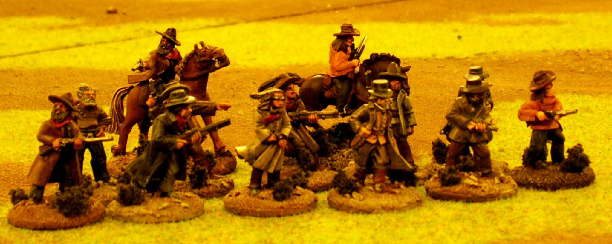 19th Century, Wild West