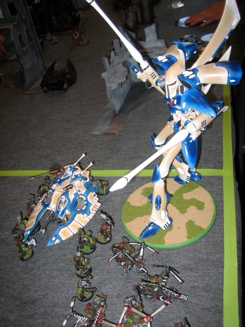 Adepticon 2009, Eldar, Gladiator Tournament, Renevant ...