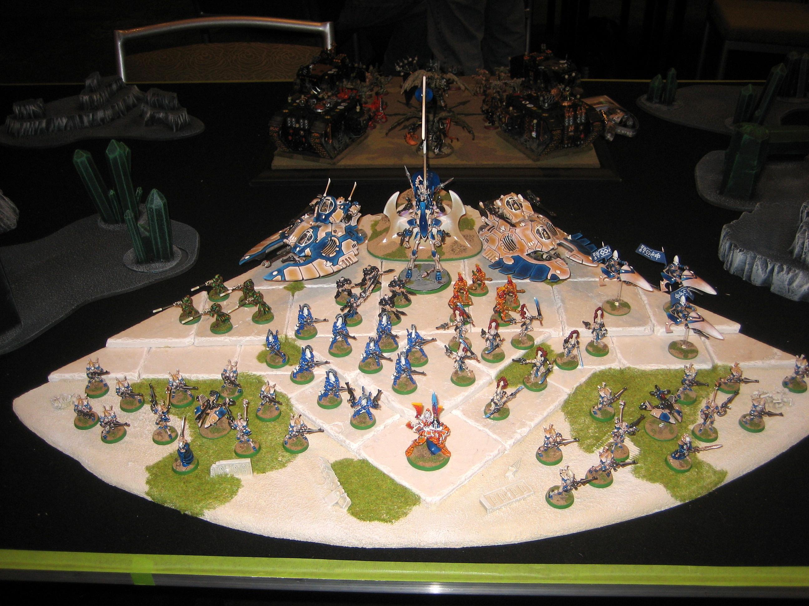 40k Chamionships Tournament, Adepticon 2009, Display, Eldar