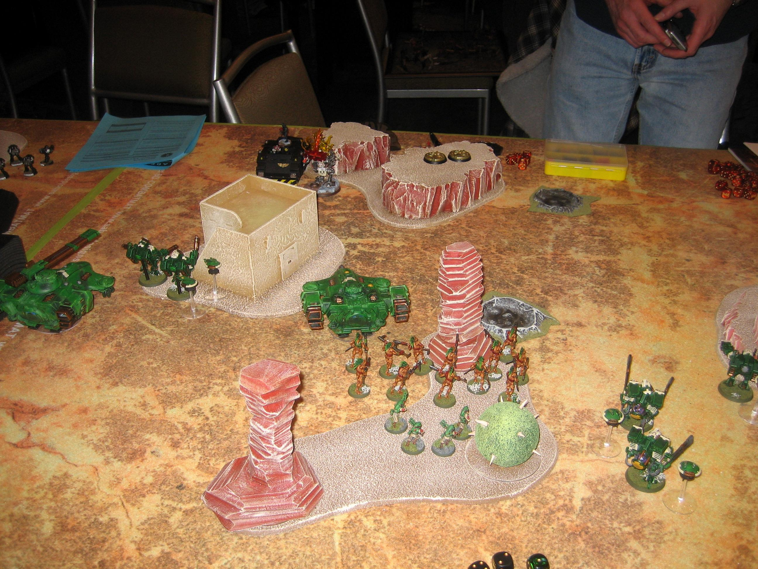 40k Chamionships Tournament, Adepticon 2009, Tau