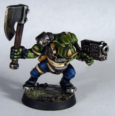 Assault On Black Reach, Boys, Orks, Warhammer 40,000