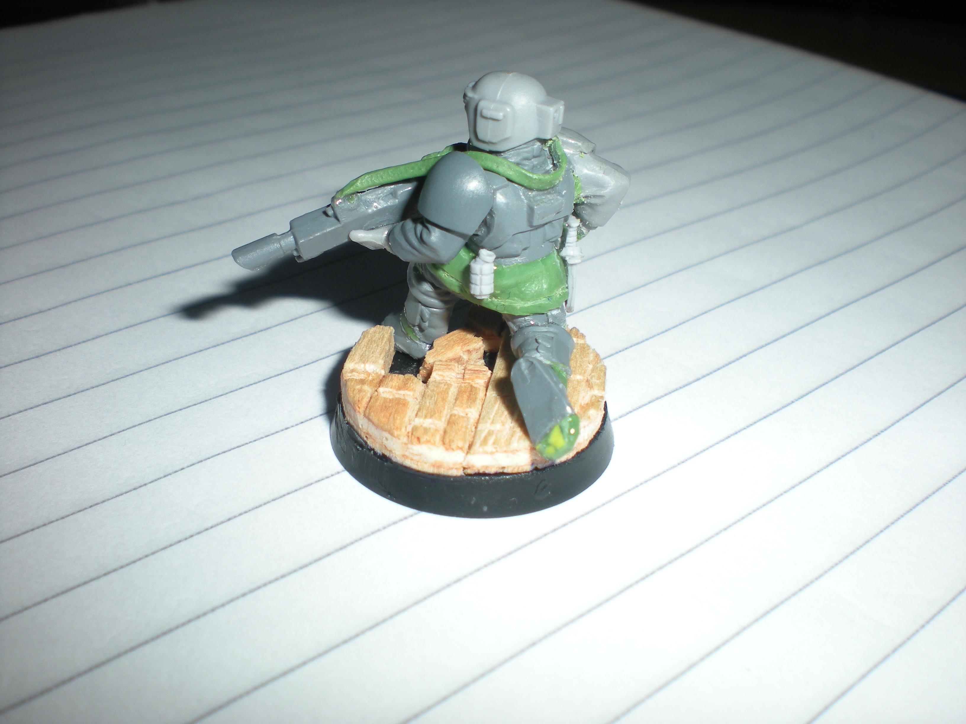 Imperial Guard, Warhammer 40,000