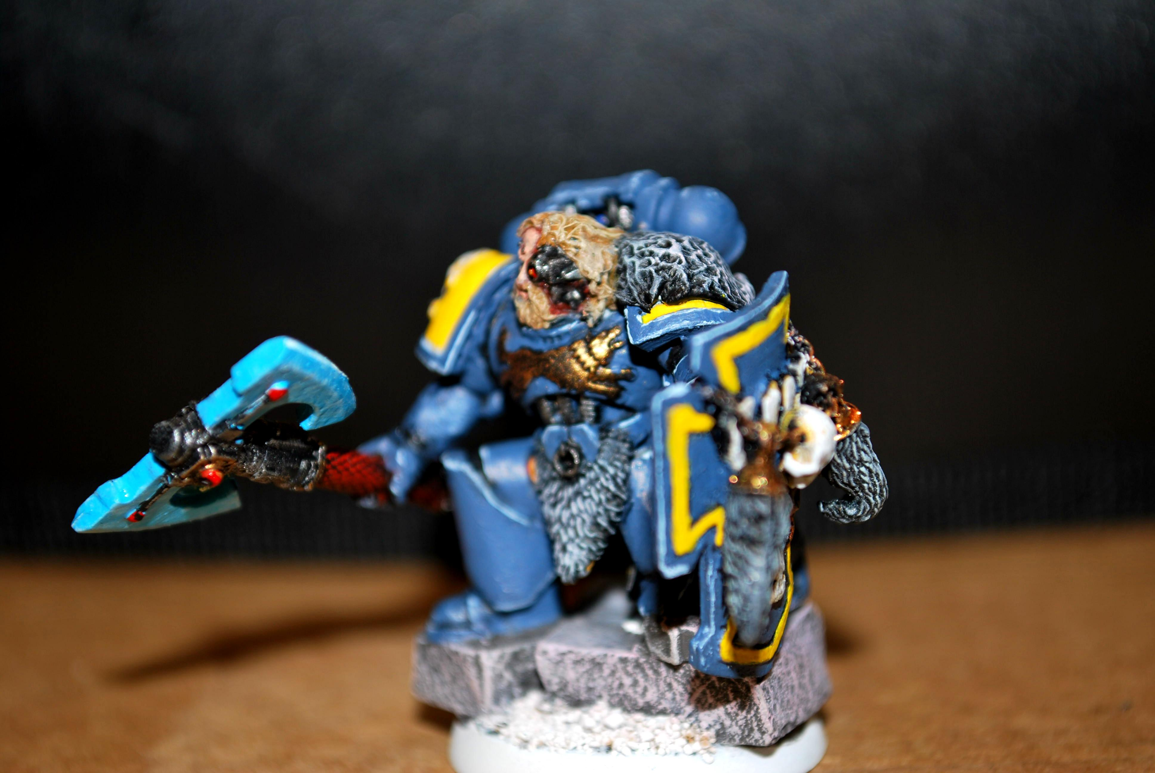 Wolf Guard Battle Leader 1.1