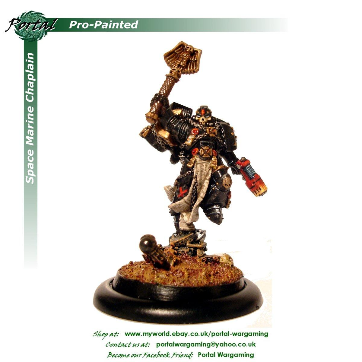 Blood Angels, Death Company, Pro-based, Pro-converted, Pro-painted, Space Marines, Warhammer 40,000