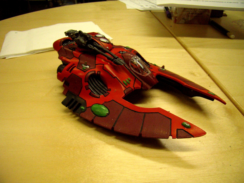 Eldar, Warhammer 40,000, Waveserpent