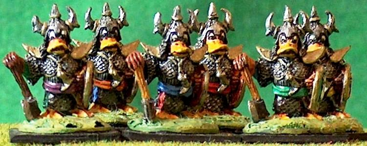 1980's, Old Citadel, Old Citadel Figures, Out Of Production, Runequest