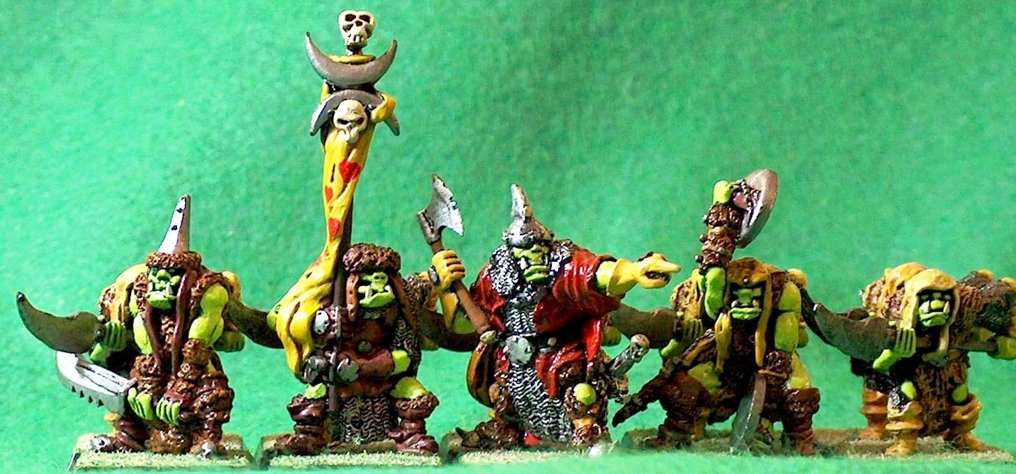 1980%27s, 1980's, Old Citadel, Old Citadel Figures, Orks