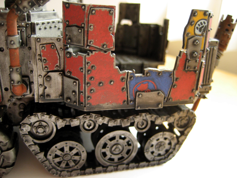 Battlewagon, Looted Wagon