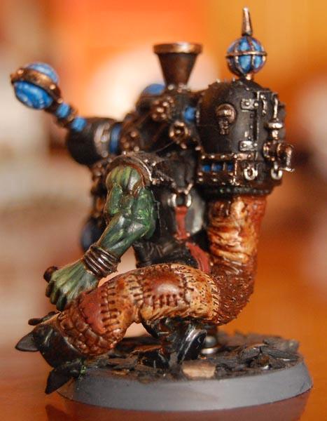 Custom, Orks, Shock Attack