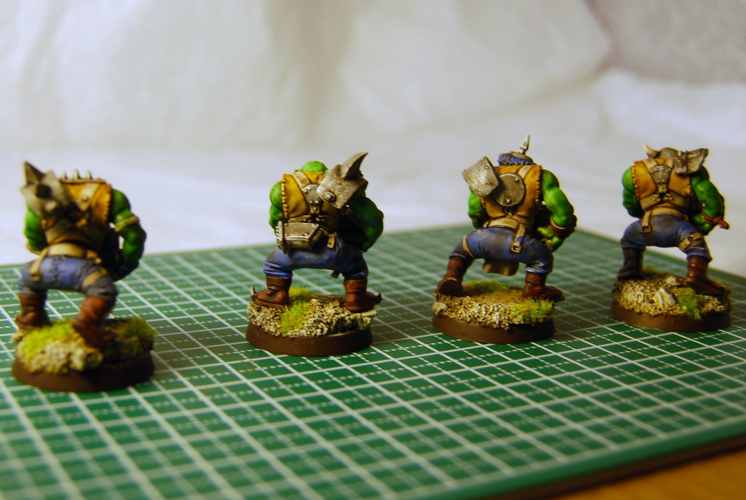 Boys, Orks, Tutorial, Warhammer 40,000