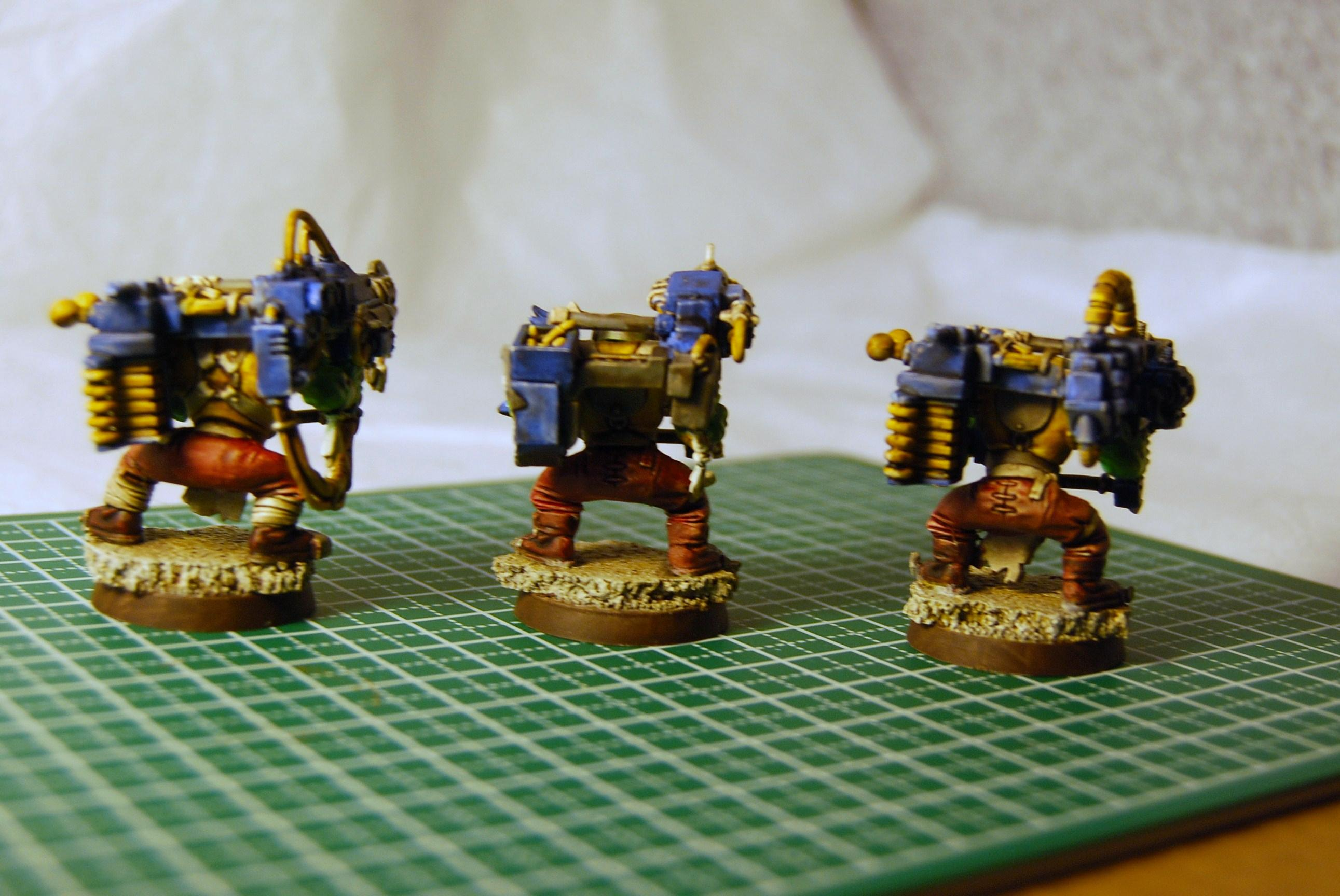 Boys, Lootas, Orks, Tutorial