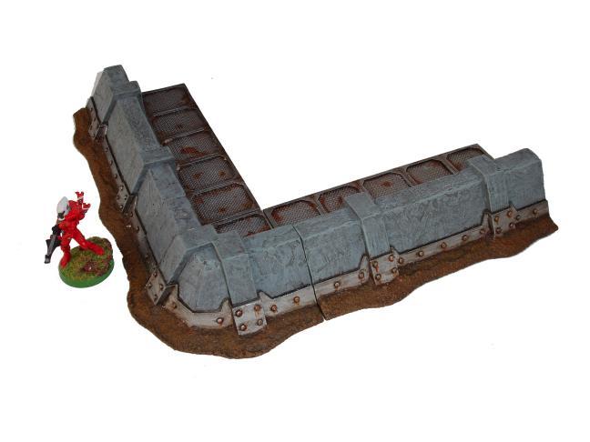 Terrain, Walls, Warhammer 40,000