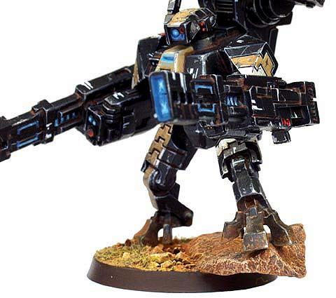 Broadsides, Gun, Rail, Tau, Weather