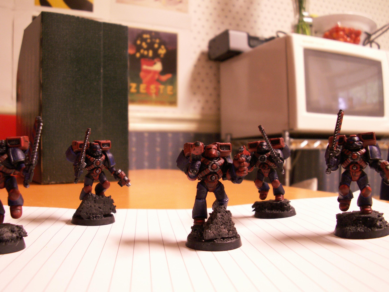 Assault Marines, Warhammer 40,000