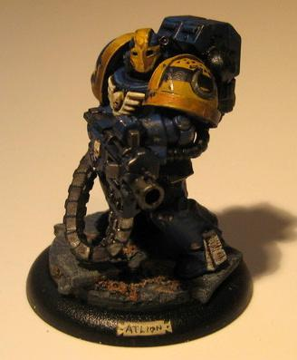 Horus Heresy, Pre-heresy, Space Marines, True-scale, Ultramarines