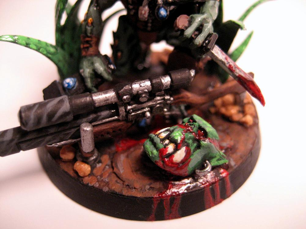 Blood, Kommando, Orks, Snipers, Warhammer 40,000, Warmahmmer 40