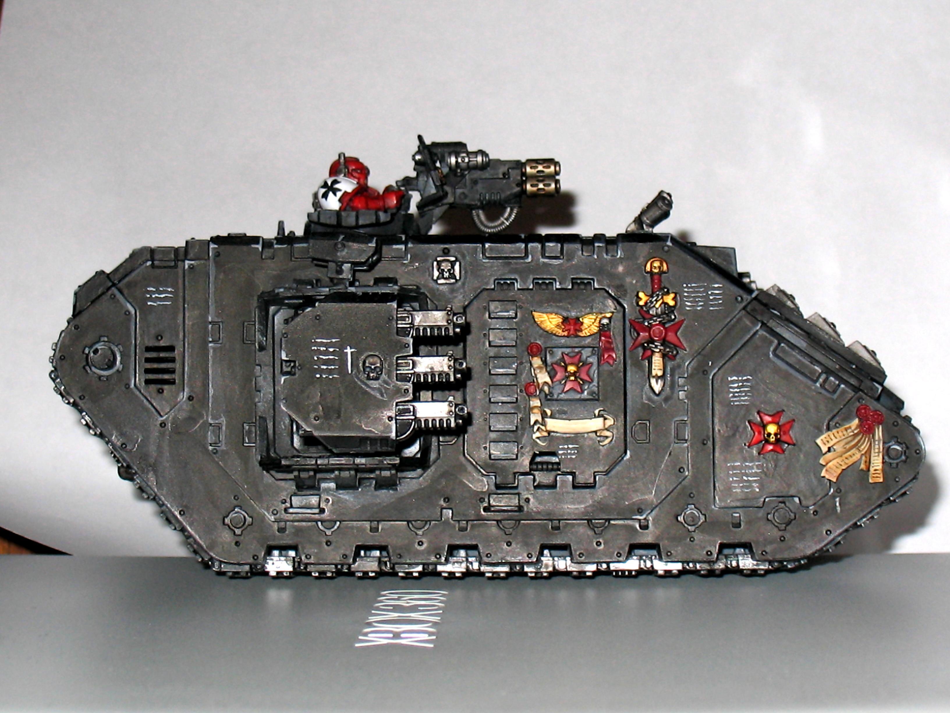 Black Templars, Land Raider, Space Marines